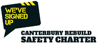 The Canterbury Rebuild Safety Charter